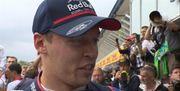 Даниил КВЯТ: «Эта гонка - как вся моя карьера»