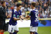 Андерлехт – Остенде – 1:2. Видео голов и обзор матча