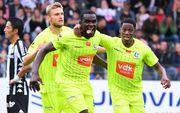 Шарлеруа – Гент – 1:1. Видео голов и обзор матча