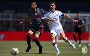 Милан - Бенфика - 0:1. Видео гола и обзор матча