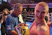 Сергей Богачук одержал 15-ю победу нокаутом