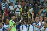 Бурда стал лучшим игроком матча за Суперкубок по версии InStat