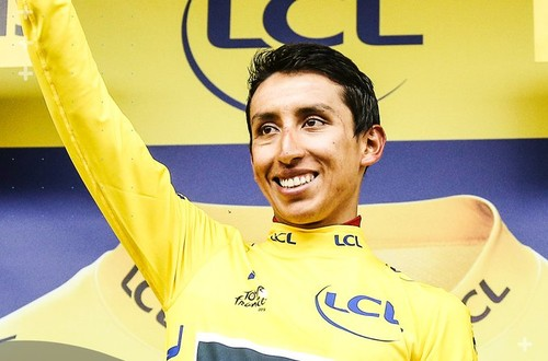 Колумбиец Эган Берналь выиграл велогонку Тур де Франс 2019