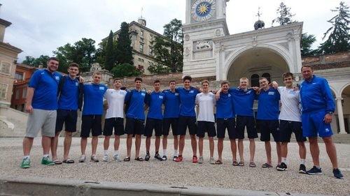 Сборная Украины U-16 проиграла Словении на международном турнире