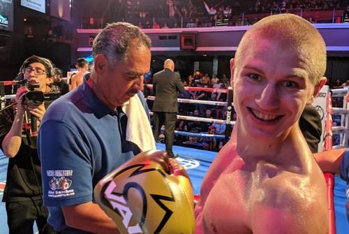 Сергій Богачук здобув 15-ту перемогу нокаутом