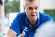 Айнарс БАГАТСКИС: «Радует, что уже в первых матчах играли качественно»