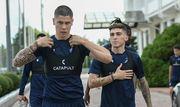 Попов и Цитаишвили – в топ-50 молодых талантов Европы по версии УЕФА