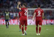 Ауди Кап. Бавария забила 6 мячей в ворота Фенербахче