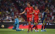 Бавария – Фенербахче – 6:1. Видео голов и обзор матча