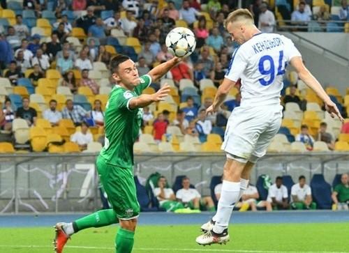 Карпаты – Динамо – 0:2. Текстовая трансляция матча