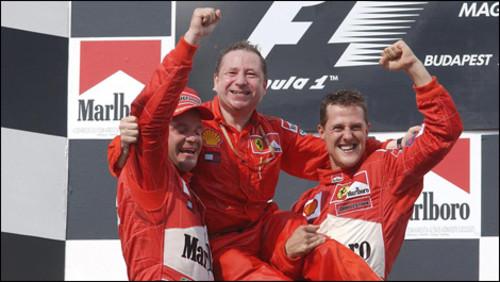 Жан ТОДТ: «Михаэль Шумахер не сдается и уже смотрит гонки Формулы-1»