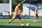 ВИДЕО. Как Марлос не забил пенальти в матче с Александрией