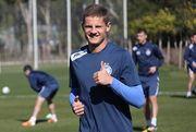 Александрия подпишет капитана сборной Латвии Дубру