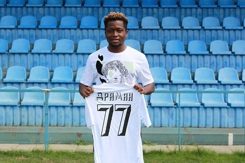 Олімпік підписав півзахисника з Буркіна-Фасо