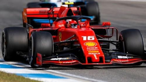 Феррари еще надеется одержать дебютную в сезоне победу
