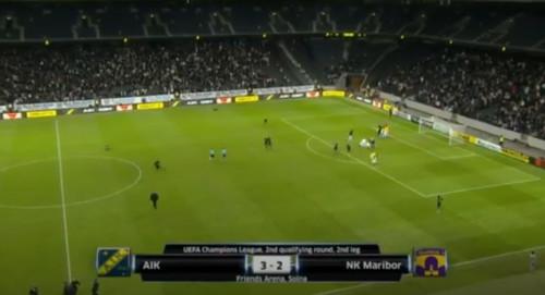 Лига чемпионов. Копенгаген и Марибор пробились в третий раунд