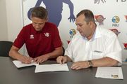 Новичка Суперлиги Прометей возглавил тренер из Латвии