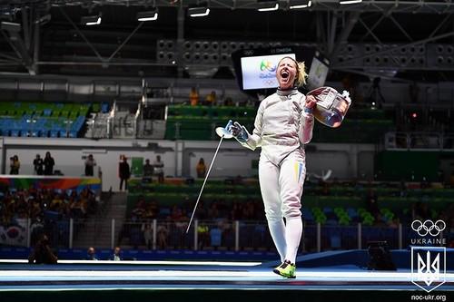 Харлан – лучшая спортсменка Украины в июле