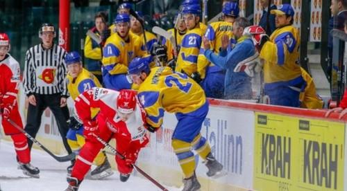 Сборная Украины примет участие в турнире в Таллине
