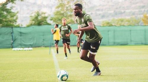 Сент-Этьен подписал полузащитника Монако Ахолу
