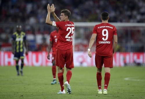 Бавария боруссия суперкубок онлайн