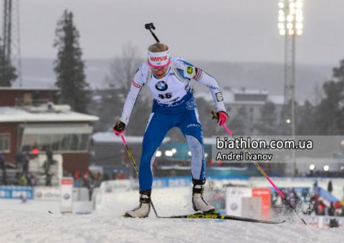 Макаряйнен финишировала третьей в лыжероллерном забеге