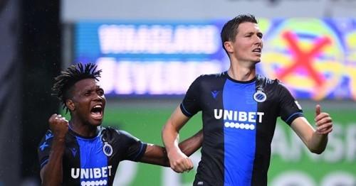 Брюгге забил 6 мячей Сент-Трюйдену перед игрой Лиги чемпионов с Динамо