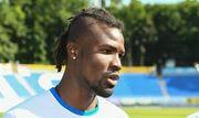 Кадири дебютировал за Динамо
