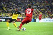 Дортмундская Боруссия выиграла Суперкубок Германии, победив Баварию