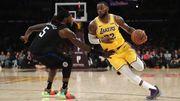 Новый сезон НБА стартует 22 октября матчем Лейкерс против Клипперс