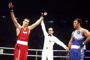 ВИДЕО. Как Владимир Кличко стал олимпийским чемпионом