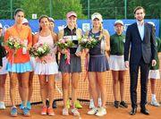 Шошина выиграла парный турнир в Польше