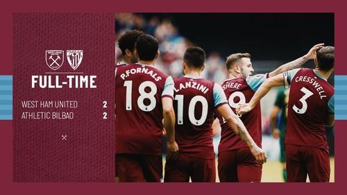 Вест Хэм - Атлетик - 2:2 (пен. 2:4). Видео голов и обзор матча