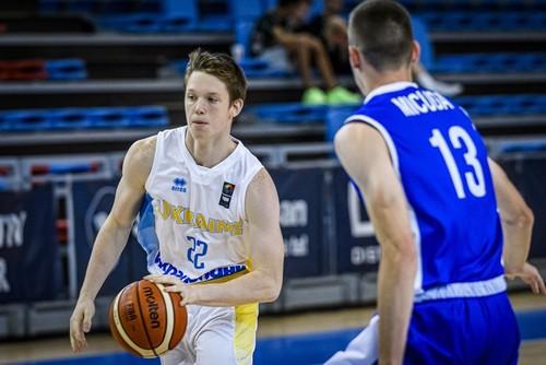 Чемпионат Европы U-18. Сборная Украины разобралась с Боснией