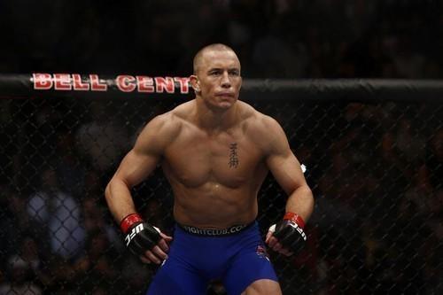 Жорж СЕН-ПЬЕР: «Хотел бой с Хабибом, но у UFC другие планы на него»