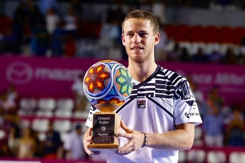 Шварцман выиграл турнир в Лос-Кабосе