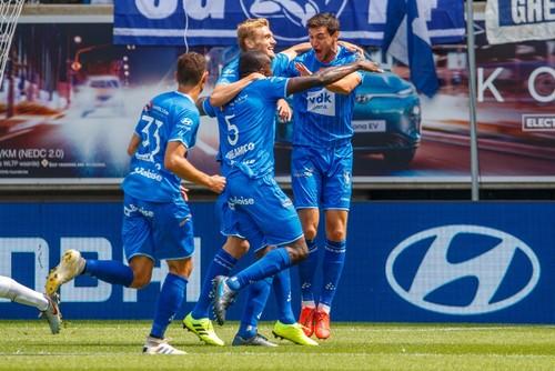 Гент знищив Ейпен, українці взяли участь у чотирьох голах