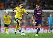 Барселона – Арсенал – 2:1. Видео голов и обзор матча