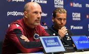Тренер Брюгге: «Ми добре вивчили Динамо, Соболь нам допомагав»