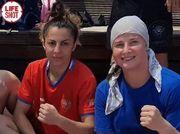 Две российские чемпионки по кикбоксингу утонули в Севастополе