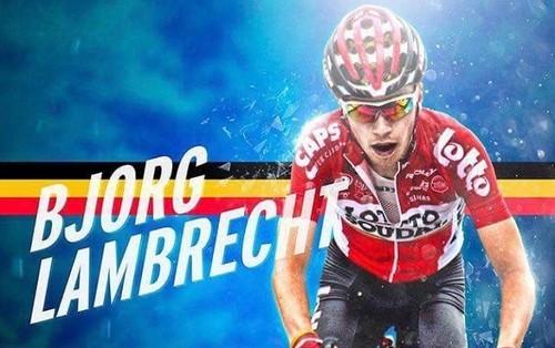 Бельгийский велогонщик Ламбрехт погиб во время Тура Польши