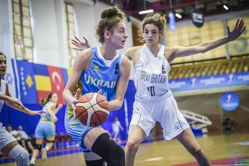 Женский Евробаскет U-20. Украина потерпела второе поражение