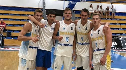 Україна піднялася на дві позиції у світовому рейтингу баскетболу 3х3