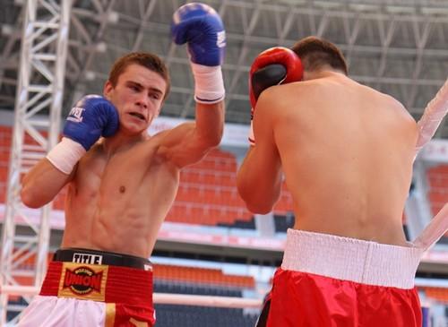 Украинский боксер Егоров в Италии проведет бой за титул EBU