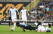Динамо не забило вперше за 11 матчів у всіх турнірах