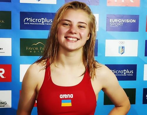 Прыжки в воду. Лыскун выиграла для Украины второе золото на ЧЕ