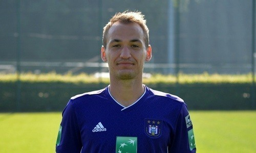 ФОТО: Безус и Макаренко посетили матч Брюгге – Динамо