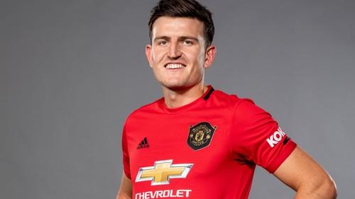 Магуайр будет выступать за Манчестер Юнайтед под номером 5