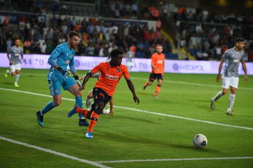 Истанбул Башакшехир – Олимпиакос – 0:1. Видео гола и обзор матча