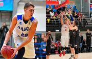 Одеса підписала двох українських баскетболістів